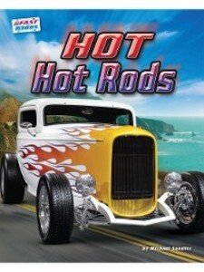 Hot Hot Rods als eBook Download von Michael San...