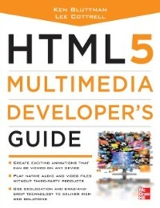 HTML5 Multimedia Developer´s Guide als eBook Do...