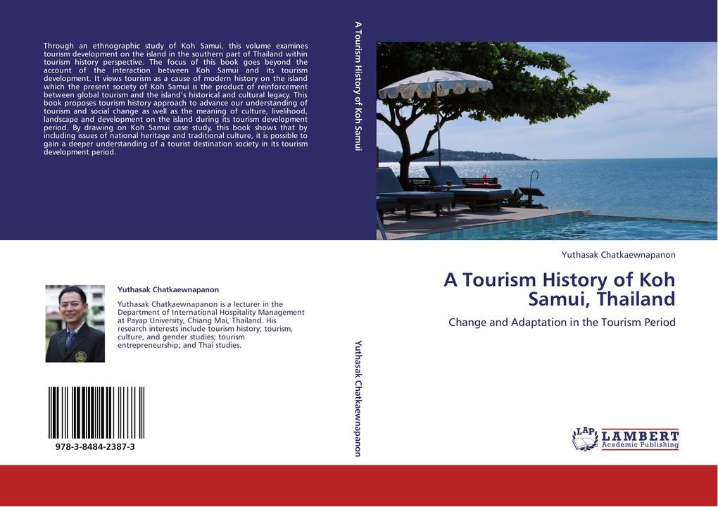 A Tourism History of Koh Samui, Thailand als Bu...