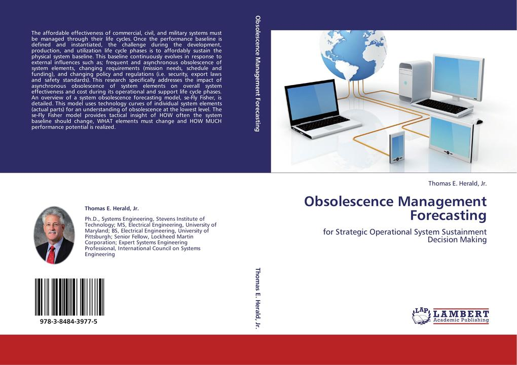Obsolescence Management Forecasting als Buch vo...