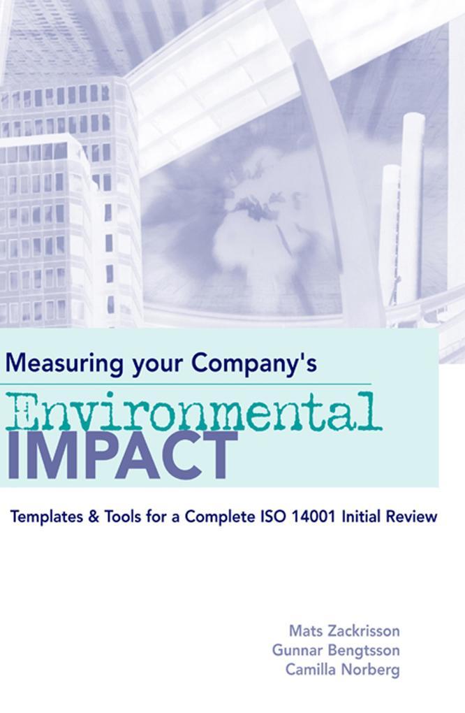Measuring Your Company´s Environmental Impact a...