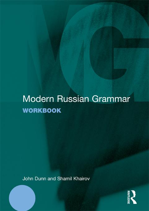 Modern Russian Grammar Workbook als eBook Downl...