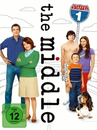 The Middle als DVD