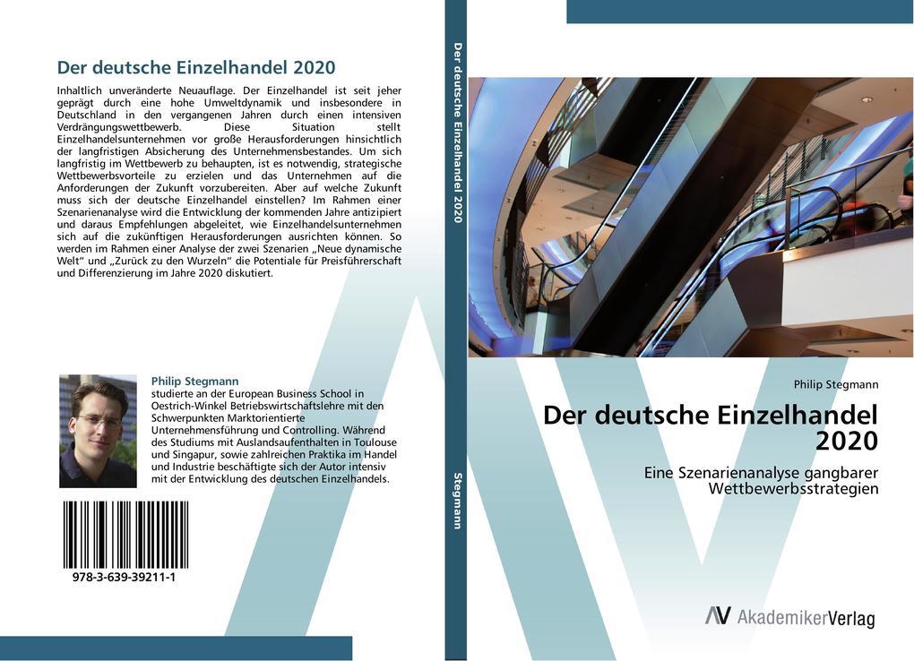 Der deutsche Einzelhandel 2020 als Buch von Phi...