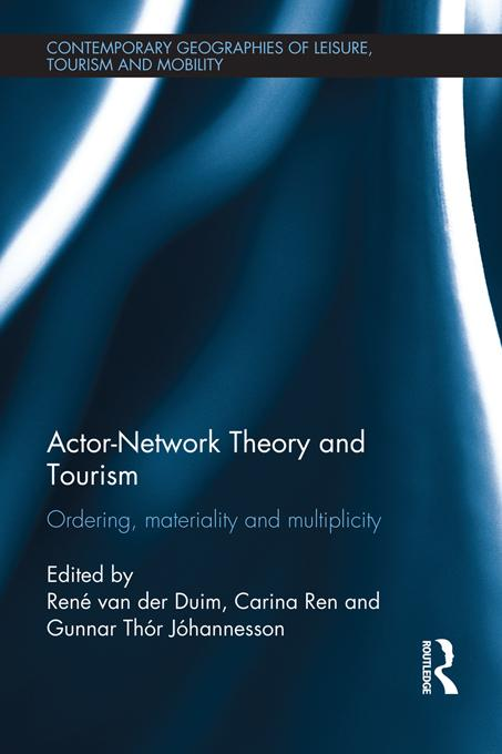 Actor-Network Theory and Tourism als eBook Down...