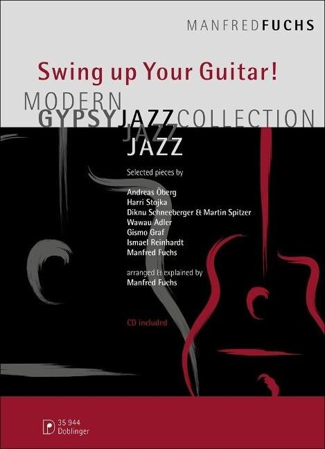 Swing Up Your Guitar als Buch von Manfred Fuchs