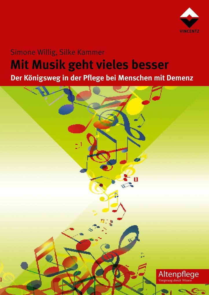 Mit Musik geht vieles besser als Buch von Simon...