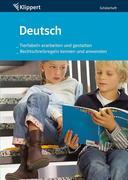 Tierfabeln erarbeiten, gestalten / Rechtschreibung. Schülerheft (3. und 4. Klasse)