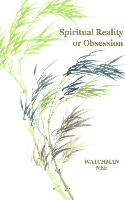 Spiritual Reality or Obsession: als Taschenbuch