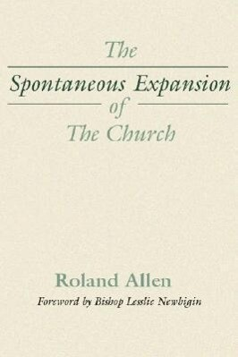 The Spontaneous Expansion of the Church als Taschenbuch