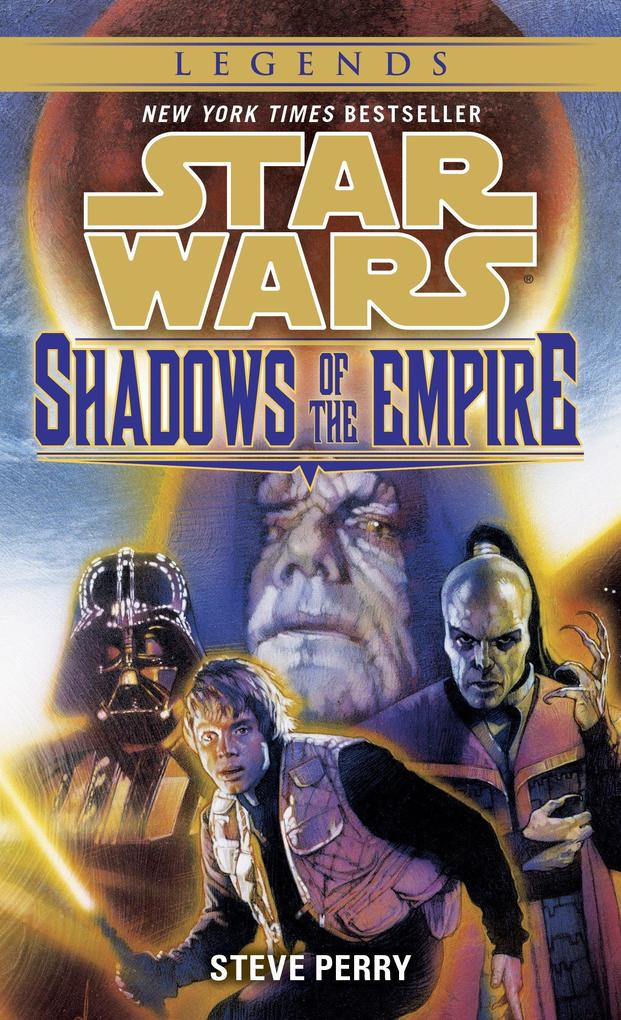 Shadows of the Empire: Star Wars Legends als Taschenbuch
