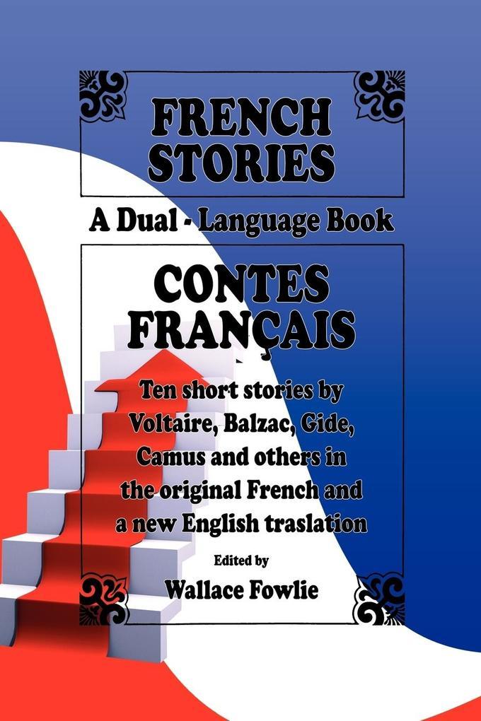 French Stories / Contes Français (A Dual-Langua...