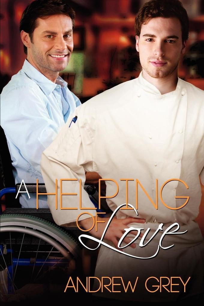 A Helping of Love als Buch von Andrew Grey