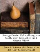 B. De Spinoza's Kurzgefasste Abhandlung Von Gott, Dem Menschen Und Dessen Glück
