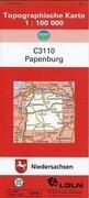 Papenburg 1 : 100 000
