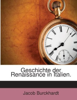 Geschichte Der Renaissance In Italien... als Ta...