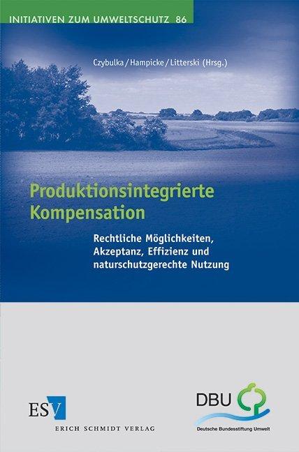 Produktionsintegrierte Kompensation als Buch von