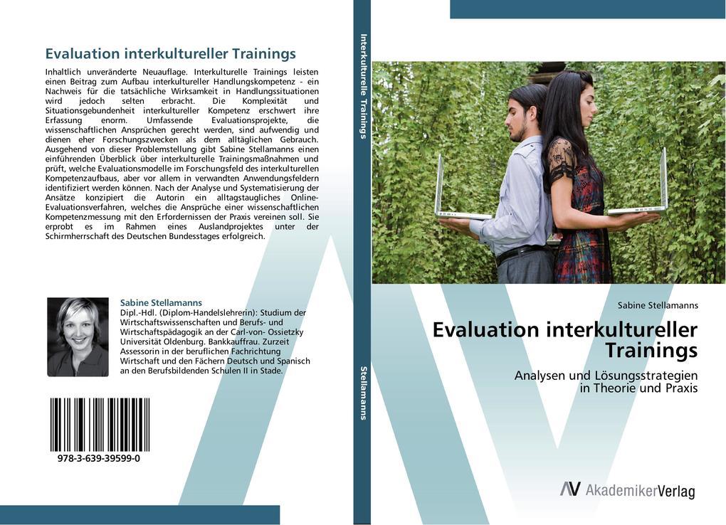 Evaluation interkultureller Trainings als Buch ...