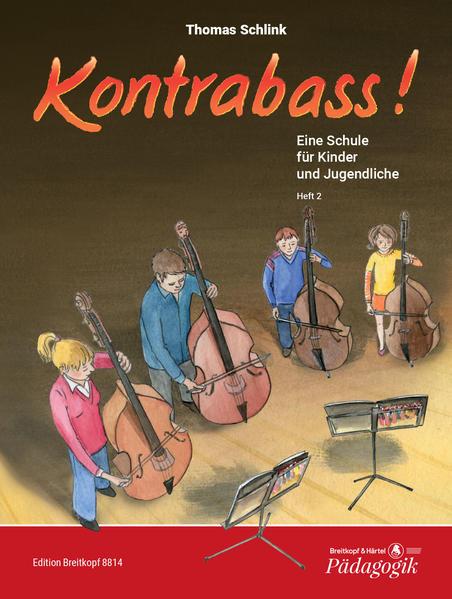 Kontrabass! als Buch von Thomas Schlink
