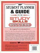 Student Planner & Guide for Study Skills Success