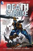 Deathstroke TP Vol 01 Legacy