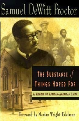 Substance of Things Hoped for: A Memoir of African-American Faith als Taschenbuch