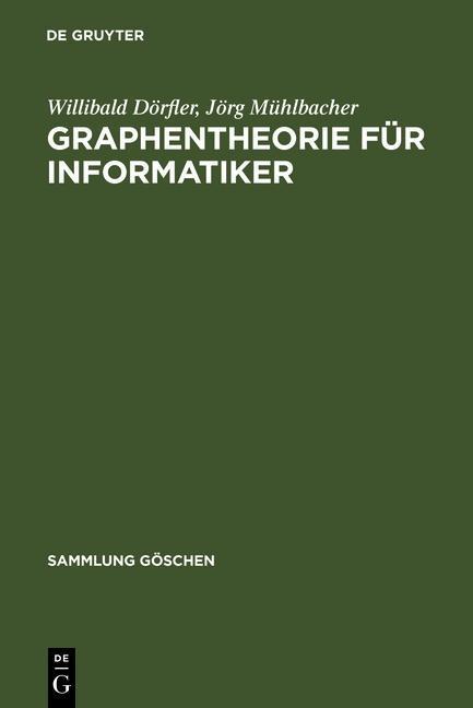 Graphentheorie für Informatiker als eBook Downl...