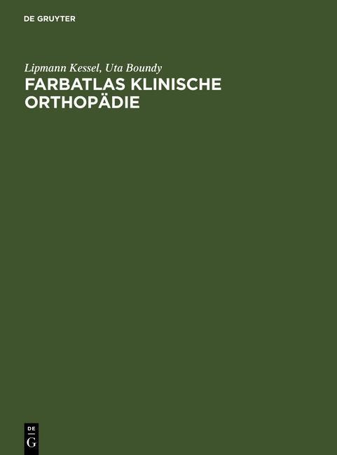 Farbatlas Klinische Orthopädie als eBook Downlo...