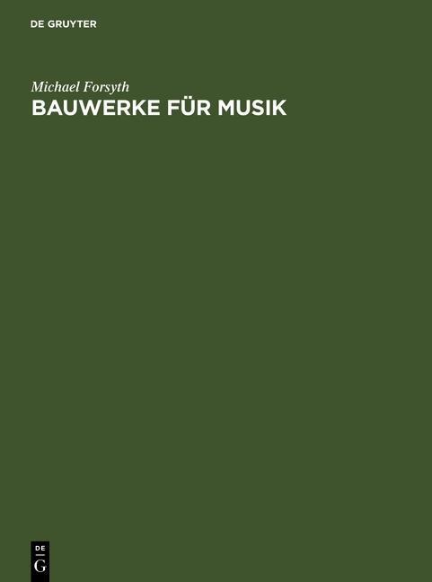 Bauwerke für Musik als eBook Download von Micha...