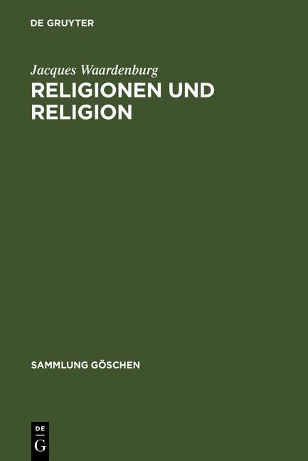 Religionen und Religion als eBook Download von ...