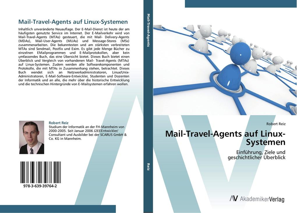 Mail-Travel-Agents auf Linux-Systemen als Buch ...