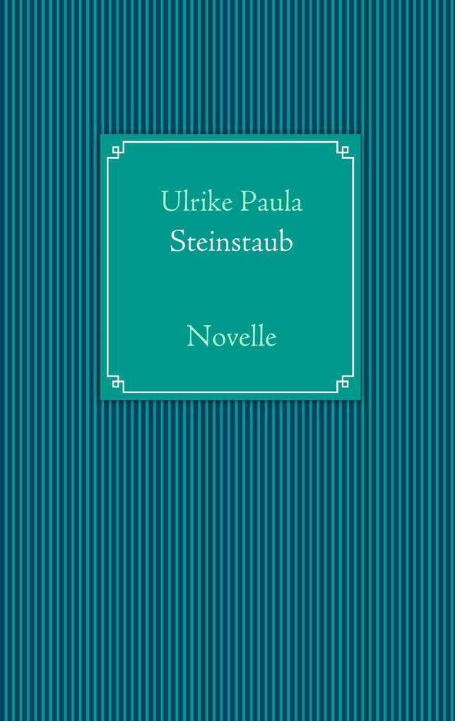 Steinstaub als eBook epub