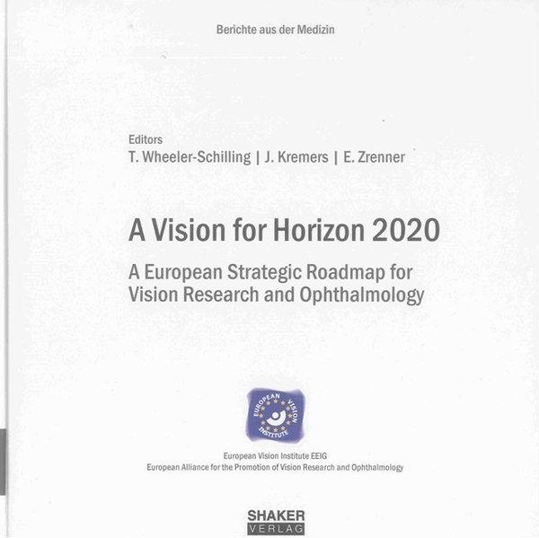 A Vision for Horizon 2020 als Buch von