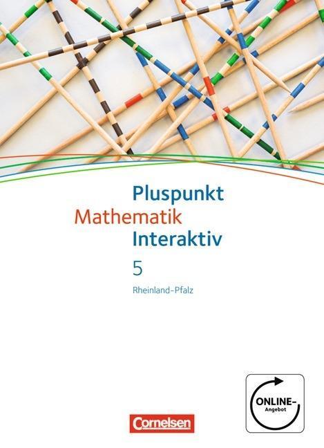 Pluspunkt Mathematik interaktiv 5. Schuljahr. S...