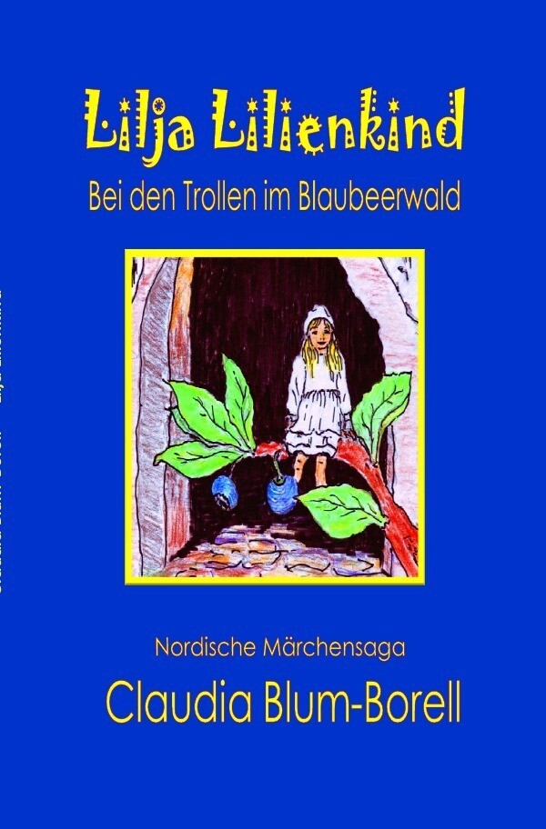 Lilja Lilienkind als Buch
