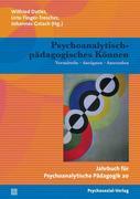 Psychoanalytisch-pädagogisches Können