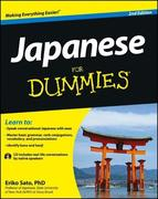 Japanese for Dummies [With CD (Audio)]