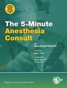5-Minute Anesthesia Consult