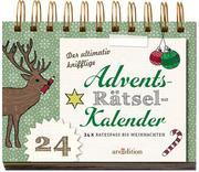 Der ultimativ knifflige Advents-Rätsel-Kalender