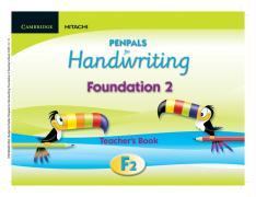 Penpals for Handwriting Foundation 2 Teacher's Book Enhanced Edition