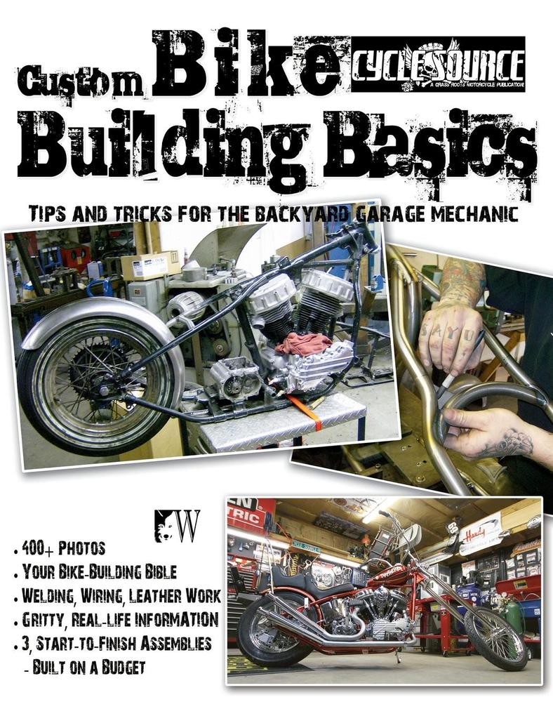 Custom Bike Building Basics als Buch von Chris ...