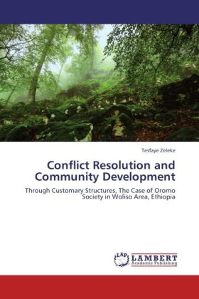 Conflict Resolution and Community Development a...