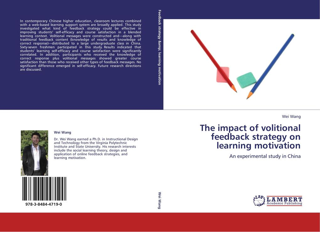 The impact of volitional feedback strategy on l...