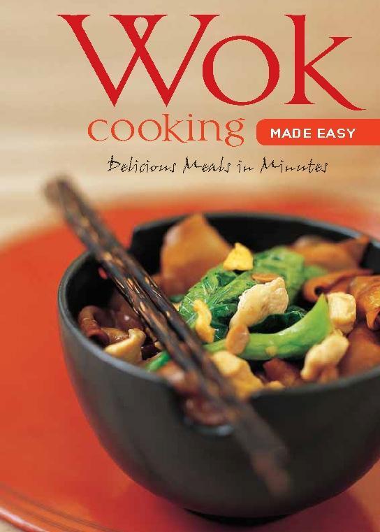 Wok Cooking Made Easy als eBook Download von No...