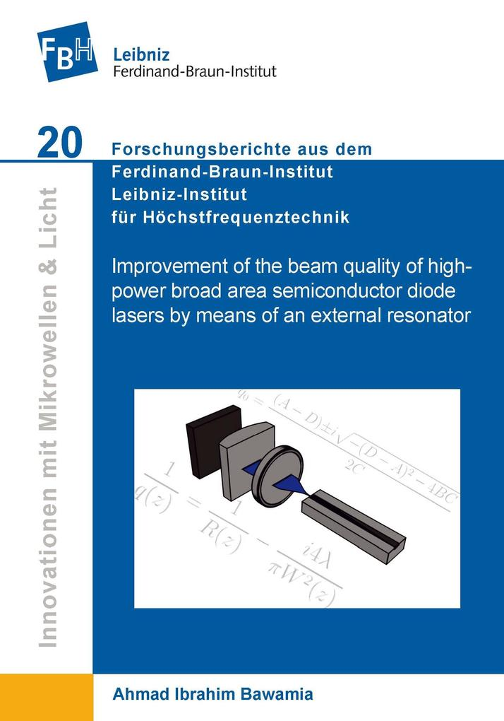 Improvement of the beam quality of high-power b...