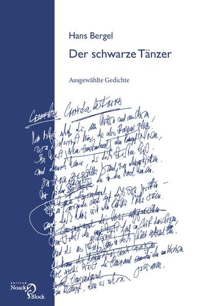Der schwarze Tänzer als Buch von Hans Bergel