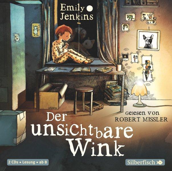 Der unsichtbare Wink 01 als Hörbuch CD von Emil...