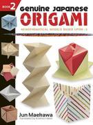 Genuine Japanese Origami, Book 2