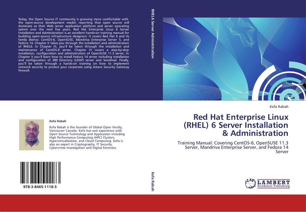 Red Hat Enterprise Linux (RHEL) 6 Server Instal...