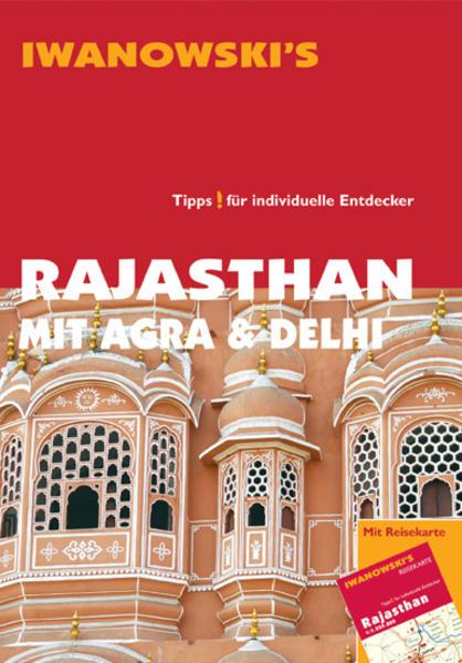 Rajasthan mit Agra & Delhi als Buch von Edda Ne...